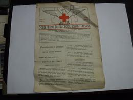 ROMA  --- BOLLETTINO DELLA CROCE ROSSA ITALIANA  --  GENNAIO  1943 - Italia