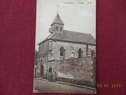 CPA - La Veuve - L'Eglise - Verzy