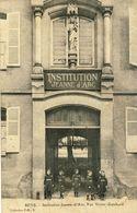 SENS -- Institution Jeanne-d'Arc, Rue Victor-Guichard     Plis Et Défauts état - Sens