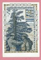 Vogesen - Regimentskarte - Val Villé - URBEIS - STEIGE - GRUBE - K. Bayr. Brig. Ersatz-Bat. N° 7 - Guerre 14/18 - GAYDE - Frankreich