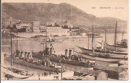 L20J433 - Monaco  - Le  Port    -  ND N°1101 - Voiliers Et Bateaux Cargo - Port