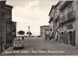 Torre Le Nocelle - Piazza Vittoria E Monumenti Caduti - Avellino