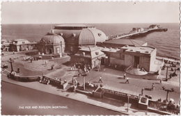 Pf. WORTHING. The Pier And Pavilion. 1230 - Worthing