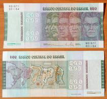 Brazil 500 Cruzeiros 1979 VF - Brazil