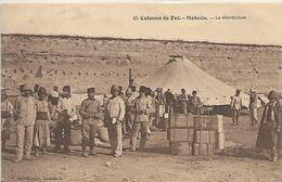 Maroc, FEZ, Colonne De Fez - Meknes - La Distribution, Scan Recto-Verso - Fez