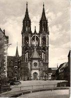 DDR - Der Dom Zu Meißen Westfassade 1964 - Ansichtskarten