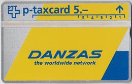SUISSE - PHONE CARD - °TAXCARD-PRIVÉE ***  DANZAS  *** - Svizzera