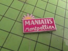 917 Pins Pin's / Rare & Belle Qualité THEME : MARQUES / MANIATIS MONTPELLIER - France Telecom