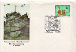 Austria Cover With Schwarzenberg - Other