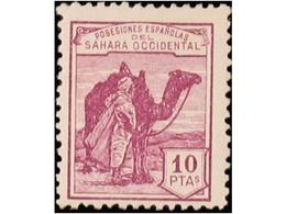 SAHARA: SPANISH DOMINION - Sahara Español