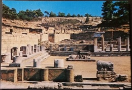 Ak Griechenland - Rhodos - Die Ruinen Von Camiros - Grèce