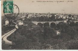 CPA -  VENCE - VUE GÉNÉRALE - 915 - N. D. - Vence
