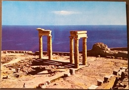 Ak Griechenland - Rhodos - Akropolis Von Lindos - Grèce