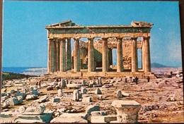 Ak Griechenland - Athen - Der Parthenon - Grèce