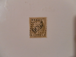 FRANCE  YT 56 CERES Dentelée 30c. Brun Losange GC 2656 - 1871-1875 Ceres
