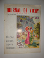 Journal De Vichy -belle Revue De1967 - Dépliants Touristiques