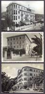 ALASSIO, Alberghi, Lotto Di 3 Cartoline - Due Non Viaggiate - Altre Città