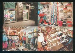 Barcelona. Deportes *La Tenda* Circulada 1988. - Tiendas