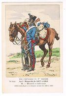 Uniforme.1er Empire.1er Hussards En Habit-veste. 1807/10.  Llustrateur P. Benigni . (55) - Uniformes
