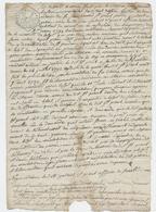 Montréjeau, St Gaudens, Révolution, An10, Tribunal, Conciliation, Poursuites, Cachet Garonne-Haute - Documenti Storici