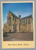 NL.- GOES. Zeeland.Maria Magdalenakerk - Kerken En Kathedralen