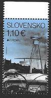 Slovakia Slovakie Slowakei Slovensko 2018 Europa Cept Michel 844 Used Obliteré Gestempelt Oo Cancelled - 2018