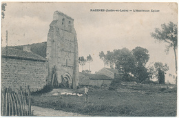 RAZINES - L'Ancienne Eglise - France