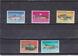 Surinam Nº 796 Al 800 - Surinam