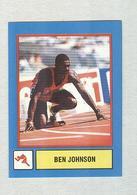 BEN JOHNSON.......ATHLETICS...ATLETICA...OLIMPIADI...OLYMPICS - Athlétisme