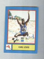 CARL LEWIS......ATHLETICS...ATLETICA...OLIMPIADI...OLYMPICS...USA - Athlétisme