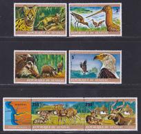 SENEGAL N°  424 à 429 ** MNH Neufs Sans Charnière, TB (D8152) Animaux, Parc National Du Basse Casamance -1976 - Sénégal (1960-...)