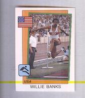 WILLIE BANKS......ATHLETICS...ATLETICA...OLIMPIADI...OLYMPICS..USA - Athlétisme