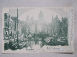 CPA AMSTERDAM O.Z Voorburgwal - Amsterdam