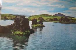 Lake Myvatn - Islande