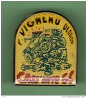 CASS'AUTO 64 *** VIGNEAU OLORON  *** 0100 - Badges