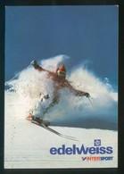Barcelona. *Edelweiss - InterSport* Circulada 1987. - Tiendas