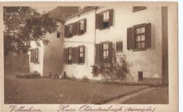Vollenhove - Huizen Oldruitenborgh (tuinzijde) - Uitg. Nauta & Zoon, Velsen A 1896 - Steenwijk
