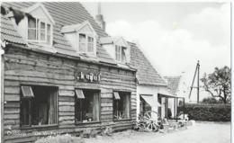 """Ouddorp """" De Vrijheid """" - Recreatieoord - Eigenaar P. Breen - 1974 - Nederland"""