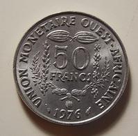 West Africa States 50 Francs 1976 - Monnaies