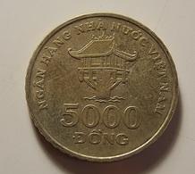 Vietnam 5000 Dong 2003 - Viêt-Nam