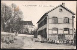 [25] Doubs > Non Classés Vandoncourt Ecole Enfantine Et Mairie - Non Classés