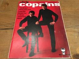170/SALUT LES COPAINS N°32  1965 JOHNNY CONTRE ELVIS, FRANCE GALL, ECT - Muziek