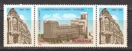 Rumänien; 1998; Michel 5293 **; Chambre De Commerce - 1948-.... Republiken