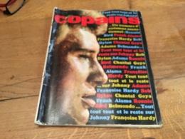 170/SALUT LES COPAINS N°39  1965 TOUT TOUT TOUT ET LE RESTE SUR JOHNNY - Muziek