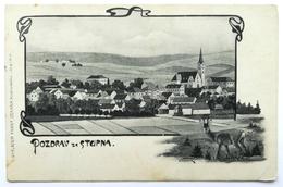 Pozdrav Ze Stupna (REPUBBLICA CECA) - Repubblica Ceca