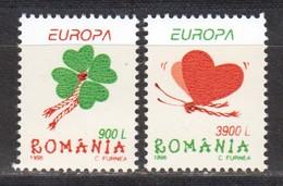 Rumänien; 1998; Michel 5297/8 **; Feste - 1948-.... Republiken