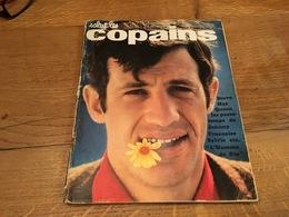 170/SALUT LES COPAINS N°23 1964 STEVE MAC QUEEN, LES PASSE TEMPS DE JOHNNY , BELMONDO ECT - Musique