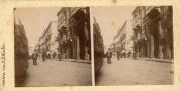°°° Foto Stereoscopiche Messina Via 1° Settembre °°° - Messina