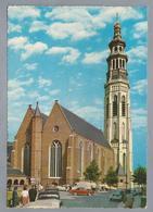 NL.- MIDDELBURG. Lange Jan Met Ned. Herv. Kerk. Old Cars. - Kerken En Kathedralen