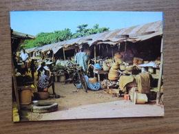 Africa / Nigeria, Lagos, Sabo Market -> Written - Nigeria